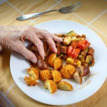 fingerfood maaltijd